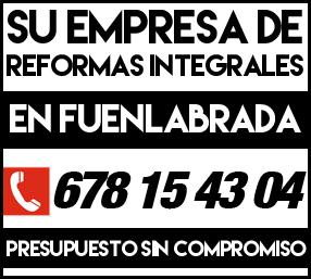 Empresa de reformas integrales en Fuenlabrada